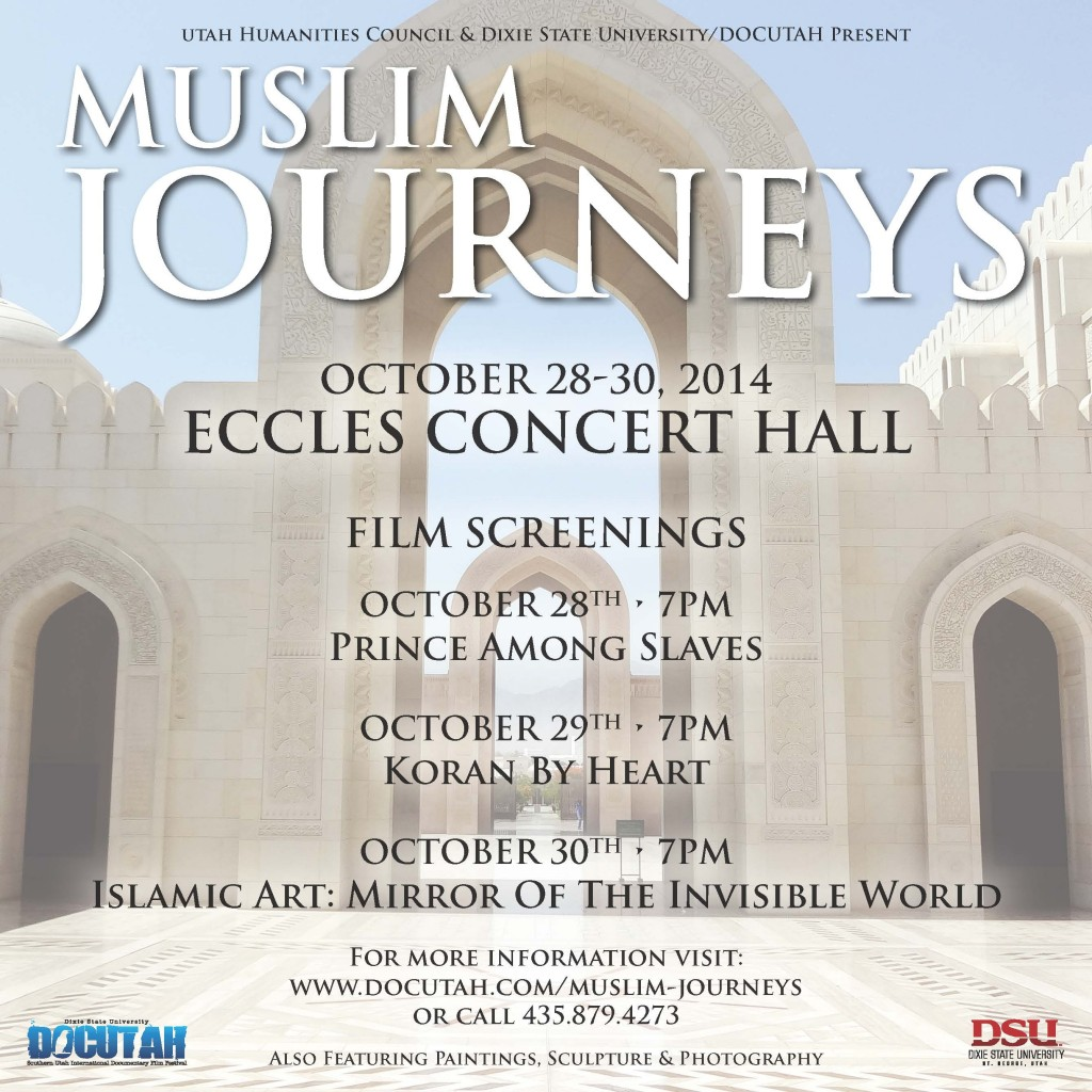 Muslim Journeys at dixie state university