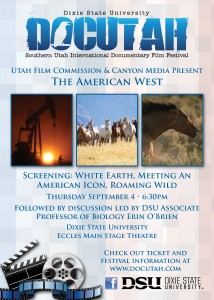 Event Flyers_American West