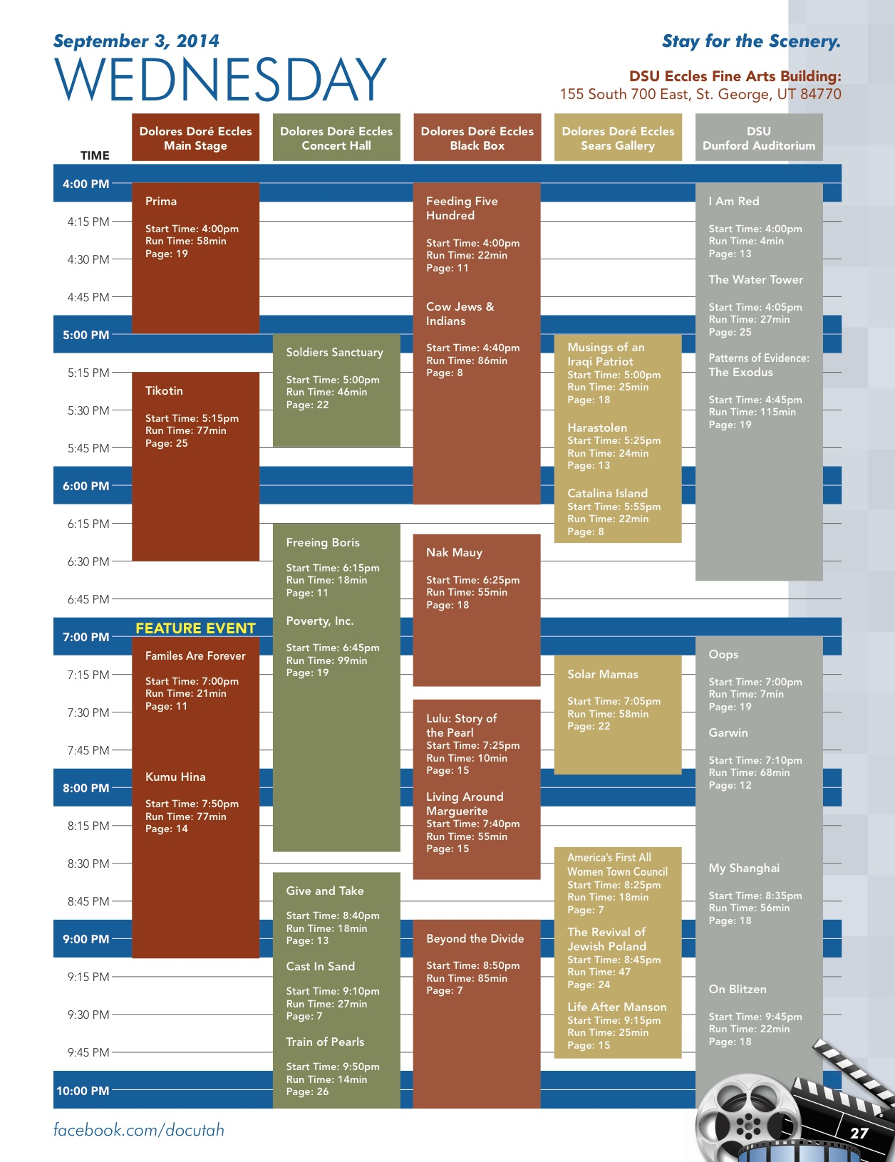 2014_DOCUTAH Festival Guide_Wednesday