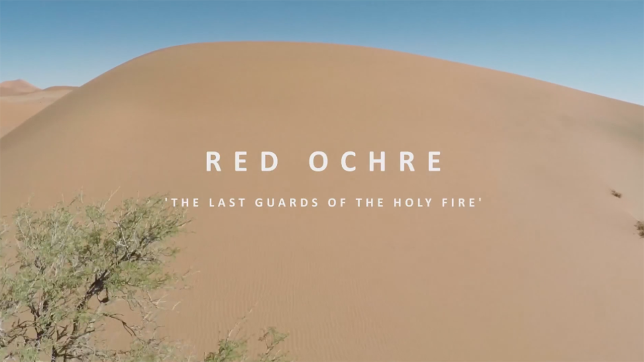 Red Ochre – The Last Guards of the Holy Fire