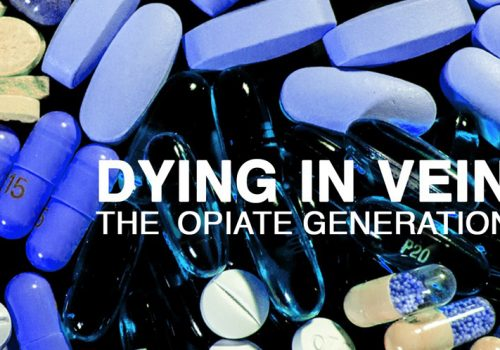 DYING IN VEIN, THE OPIATE GENERATION