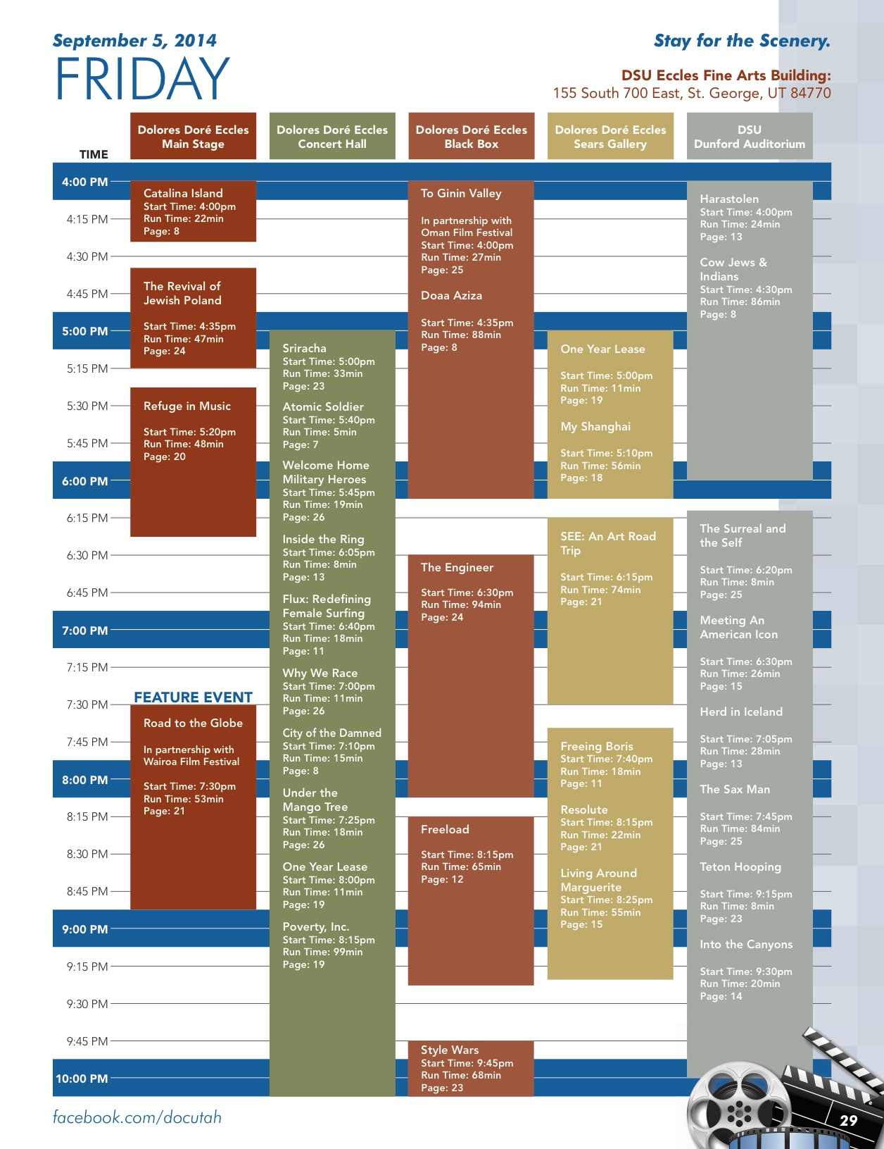 2014_DOCUTAH Festival Guide_Friday