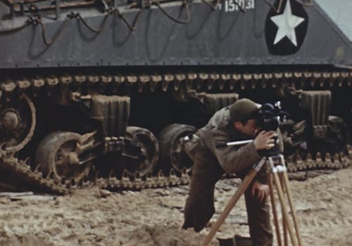 Hollywood's Second World War
